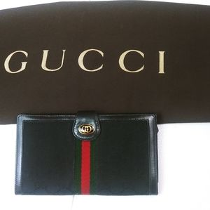 🇮🇹VERY CUTE BIG WALLET GUCCI AUTHENTIC🇮🇹